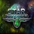 Con la juego Zombie highway para iPod, descarga gratis Star defender 4.