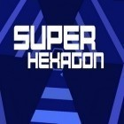 Con la juego Wars and battles para iPod, descarga gratis Super hexagon.