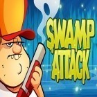Con la juego Dusty Dusty Dust Bunnies para iPod, descarga gratis Swamp attack.