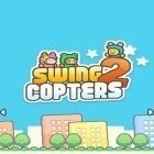 Con la juego Motordrive city para iPod, descarga gratis Swing copters 2.