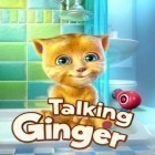 Con la juego A few days left para iPod, descarga gratis Talking Ginger.