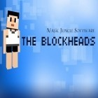 Con la juego Stickman: Ice hockey para iPod, descarga gratis The blockheads.