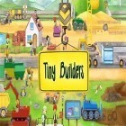 Con la juego Striker arena para iPod, descarga gratis Tiny builders.
