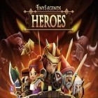 Con la juego 3DTD: Chicka invasion para iPod, descarga gratis Tiny Legends: Heroes.