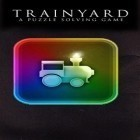 Con la juego Crush the castle para iPod, descarga gratis Trainyard.