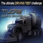 Con la juego Wars and battles para iPod, descarga gratis Trucker: Parking Simulator - Realistic 3D Monster Truck and Lorry Driving Test Free Racing.