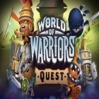 Con la juego Bobby Carrot para iPod, descarga gratis World of warriors: Quest.