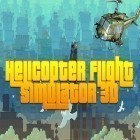 Con la juego Grand Theft Auto: San Andreas para iPod, descarga gratis Helicopter: Flight simulator 3D.