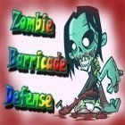 Con la juego Space age para iPod, descarga gratis Zombie Barricade Defense.