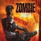 Con la juego Last line of defense para iPod, descarga gratis Zombie shooter: Infection.