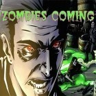 Con la juego Street zombie fighter para iPod, descarga gratis Zombies coming.