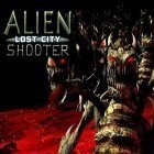 Con la juego Fruit Ninja para iPod, descarga gratis Alien shooter: Lost city.