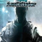 Con la juego Where's my water? para iPod, descarga gratis Annihilator.