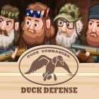 Con la juego Grand Theft Auto: San Andreas para iPod, descarga gratis Duck commander: Duck defense.