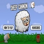 Con la juego Paper bomber para iPod, descarga gratis Sheep cannon: Have a blast!.