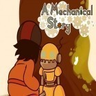 Con la juego Chris Brackett's kamikaze karp para iPod, descarga gratis A mechanical story.