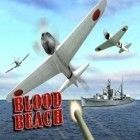 Con la juego Zombies bowling para iPod, descarga gratis Blood beach.