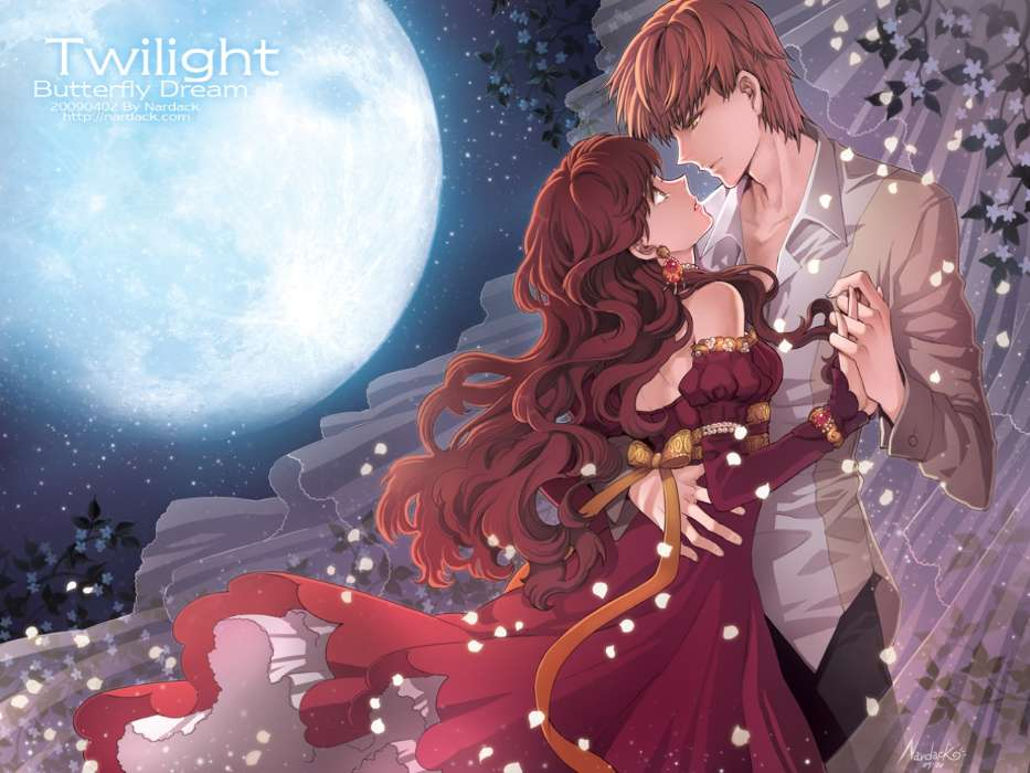 Anime, Twilight