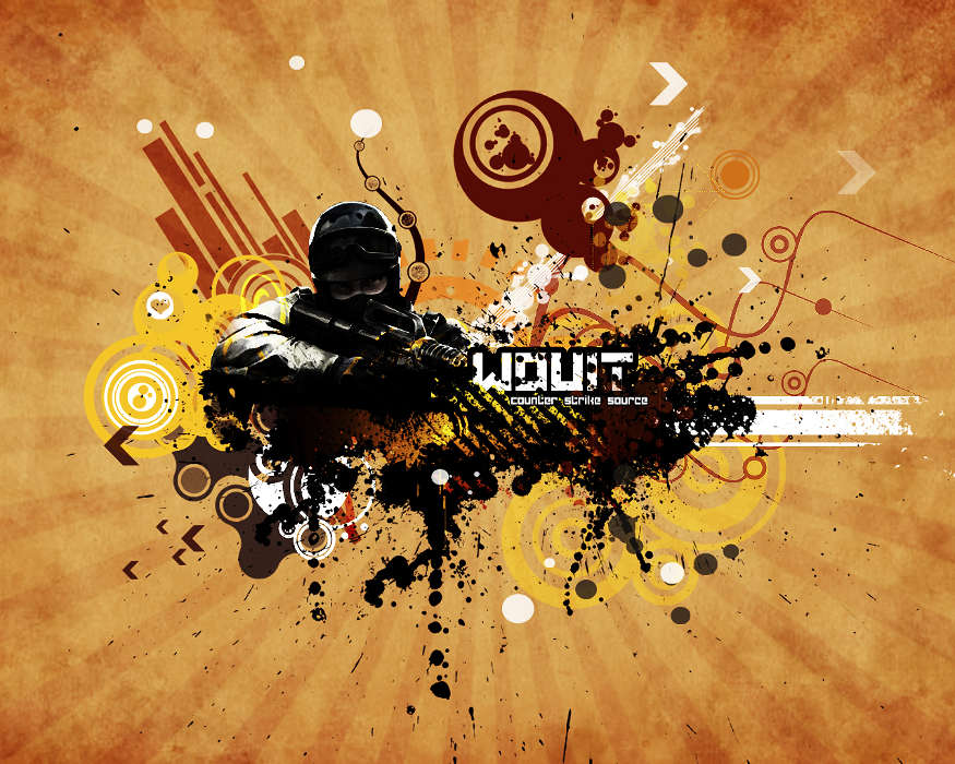 Games, Art, Counter Strike
