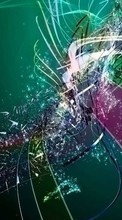 Abstraction, Backgrounds para Sony Xperia ZR