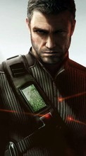 Descargar la imagen 480x800 Games, Splinter Cell: Conviction, Men para celular gratis.