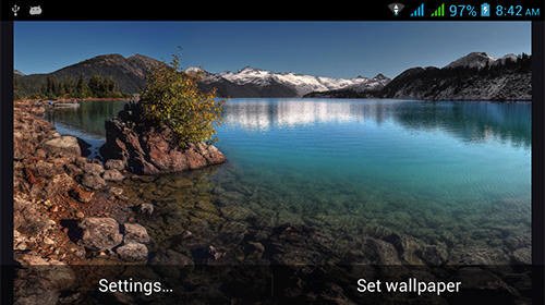 Descargar los fondos de pantalla animados Nature HD by Live Wallpapers Ltd. para teléfonos y tabletas Android gratis.