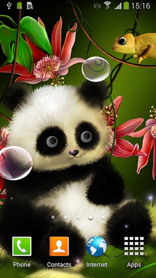descargar panda by live wallpapers 3d para android gratis