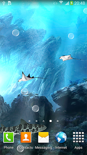 Descargar  Sharks 3D by BlackBird Wallpapers - los fondos gratis de pantalla para Android en el escritorio.