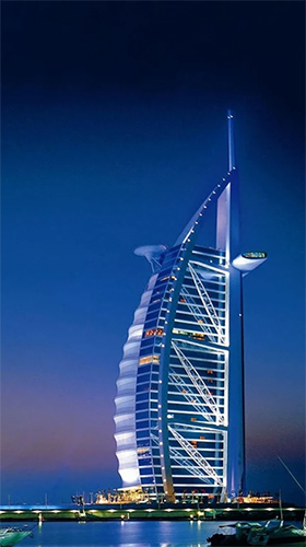 Dubai HD by Forever WallPapers