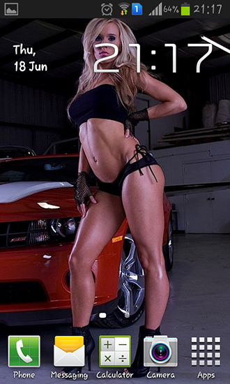 Car and model