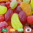 Además de los fondos de pantalla animados para Android Nature by Red Stonz, descarga la apk gratis de los salvapantallas Candy HD.