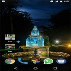Además de los fondos de pantalla animados para Android Nature by Red Stonz, descarga la apk gratis de los salvapantallas Fountain 3D.