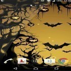 Además de los fondos de pantalla animados para Android Home tree, descarga la apk gratis de los salvapantallas Halloween by Beautiful Wallpaper.