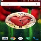 Además de los fondos de pantalla animados para Android Luxury by HQ Awesome Live Wallpaper, descarga la apk gratis de los salvapantallas Love: Clock by Lo Siento.