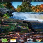 Además de los fondos de pantalla animados para Android Power of life, descarga la apk gratis de los salvapantallas Waterfall by Live wallpaper HD.