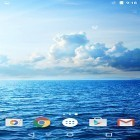Además de los fondos de pantalla animados para Android Spring by Wisesoftware, descarga la apk gratis de los salvapantallas Ocean by Free Wallpapers and Backgrounds.