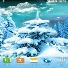 Además de los fondos de pantalla animados para Android Christmas tree by Live Wallpapers Studio Theme, descarga la apk gratis de los salvapantallas Winter forest 2015.